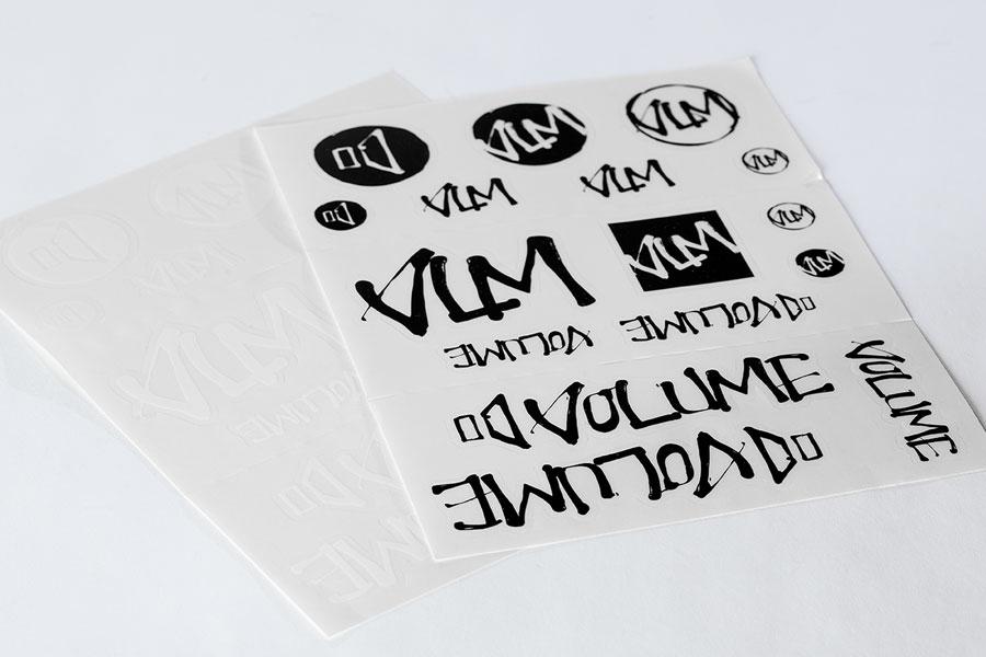 stickers-volume