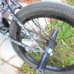 Josh rear wheel