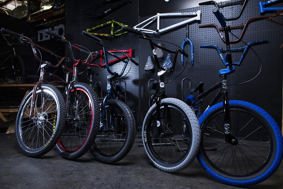 180 Dist RIDEbmx Bikes
