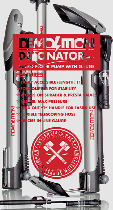 Demolition Pump
