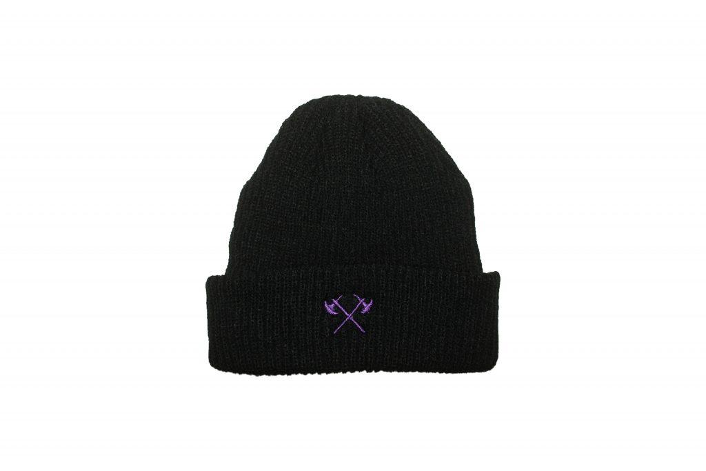 Axes-purple